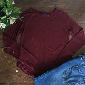 🌷Aeropostale• Long-Sleeve Top